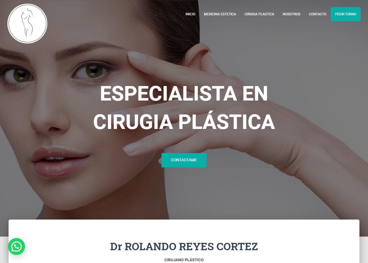 Doctor Reyes Cortez